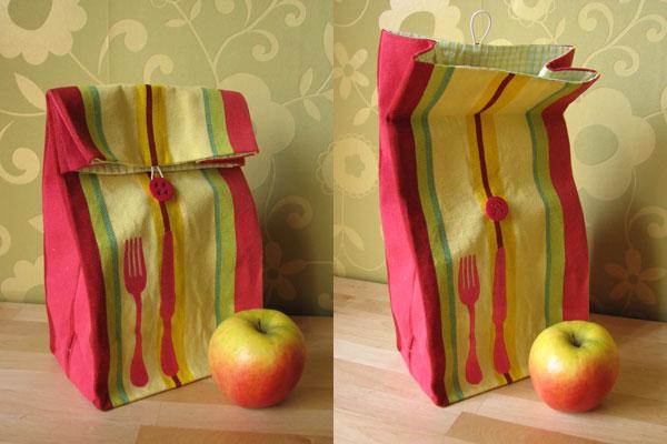 lunch bag brod id es broder broderies machines le blog. Black Bedroom Furniture Sets. Home Design Ideas