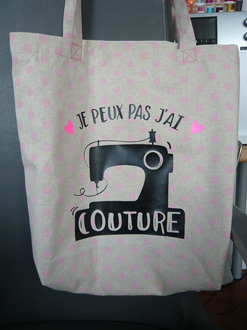 Tote Bag Couture