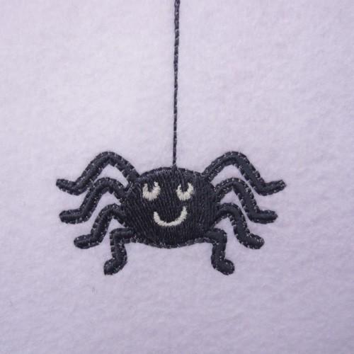 Broderie araignée