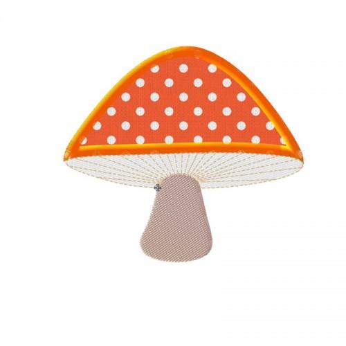 Appliqué champignon